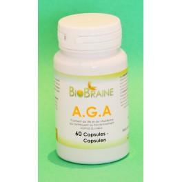 A.G.A. (Ail- Gui - Aubépine) 50 capsusles